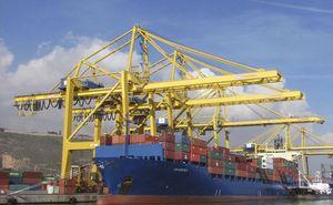 Обустройство портовых терминалов