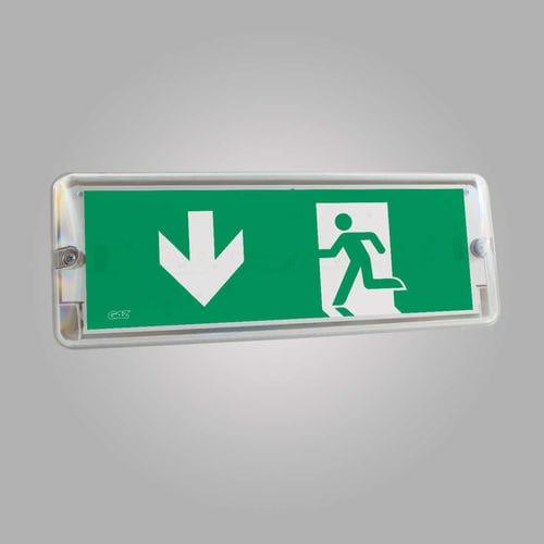 эвакуационный знак безопасности для судов