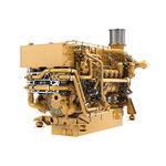 двигатель для профессионального катера / in-bord / дизельный / турбо