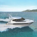 Быстроходный катер с внутренним мотором / хардтоп / 2 каюты / солнечная ванна LEADER 33 Jeanneau - Motorboats