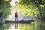 Плоскодонка . / для спортивной рыбалки / из алюминия / макс. 3 человека Topper 1542 Fisher