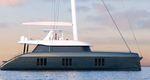 круизная парусная яхта / с флайбриджем