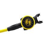 регулятор давления акваланга вторая ступень / аварийный дыхательный автомат