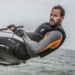 Жилет для поддержания на воде для водных видов спорта / для швертбота / для мужчин / из губки ErgoFit 50N Crewsaver