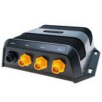 гидролокатор для катера / с боковым сканированием / высокое разрешение