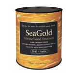 Лак для прогулочного судна / по дереву / сатинированный / быстрая сушка Seagold Pettit