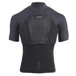 гидрокостюм для водных видов спорта / непромокаемый костюм / шорты / с короткими рукавами