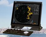 радар для судна / ARPA / с AIS / цвет