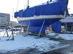 Стапель для катера / фиксируемый Eight Leg Jacobs boat cradle