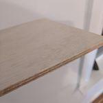 декоративная панель / для перегородки на судне / из фанеры / аукумея
