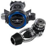 Регулятор давления акваланга комплект первой и второй ступени 70th Anniversary Legend Aqua Lung