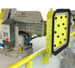 система автоматической швартовки для судна / для портового терминала