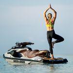трехместный водный мотоцикл / 300 л.с.