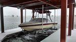 Подъемник для катеров / установленный на палубе / из алюминия  Hi-Tide Boatlifts