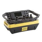 радиоуправление для погрузочного прицепа / для порта / с кнопками / с джойстиком