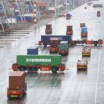 робот-тележка высокоскоростная самодвижущаяся тележка / для контейнеров
