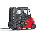 Подъемная тележка для терминала / Ro-Ro / электрическая E 60-80/900 LINDE Heavy Truck Division
