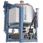 резервуар для сточных вод / вакуумный / для судна / самонесущий