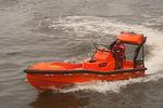 спасательное судно / водомет для установки на борту
