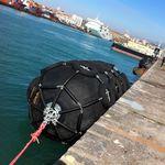 кранец для порта / для судна / для пирса / Иокогама