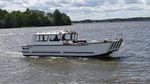 водное такси / c подвесным мотором / из алюминия