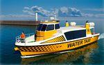 пассажирское судно с внутренним мотором