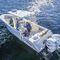 Открытый катер . / двухмоторный / для спортивной рыбалки / Т-образная верхняя часть 334 CC Mako Marine