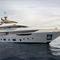 круизная супер-яхта / с рулевой рубкой / открытая / 5 каютDIAMOND 145′Benetti