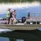 подвесная плоскодонка / с центральной консолью / для спортивной рыбалки / из алюминия2072 MVX SPORTSMANTriton Boats