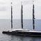 круизная элитная парусная супер-яхта