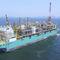 грузовое судно танкер для перевозки сжиженного метанаFLNGDAEWOO SHIPBUILDING