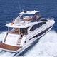 круизная моторная яхта / с флайбриджем / PRV / корпус водоизмещающего типа