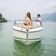 моторная лодка с каютой c подвесным мотором / открытая / макс. 6 человек / 2 спальных места