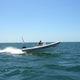 надувная лодка c подвесным мотором / полужесткая / с центральной консолью / с рулевой консолью