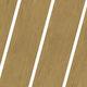 панель для палубных покрытий / из ламината / синтетическая / гибкая
