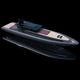 надувная лодка с внутренним мотором / полужесткая / с закрытой кабиной / с кабиной