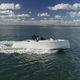 быстроходный катер с внутренним мотором / открытый / солнечная ванна / Т-образная верхняя часть