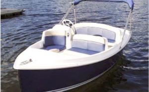 Электрические и гибридные катера
