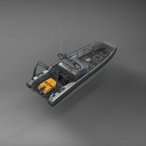 профессиональный катер рабочее судно / коммерческое судно / катер для дайвинга / служебный катер