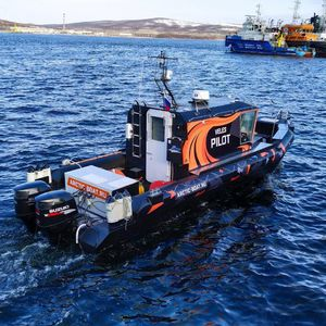 профессиональный катер катер береговой охраны / пассажирское судно / военно-транспортный катер / профессиональное рыболовное судно