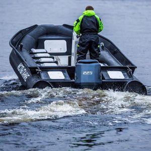 профессиональный катер рабочее судно / коммерческое судно / спасательное судно / профессиональное рыболовное судно