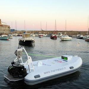 морской беспилотник для океанических исследований