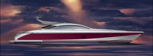 спортивная супер-яхта