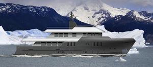 супер-яхта для экспедиций