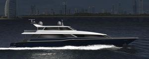 супер-яхта для спортивной рыбалки