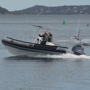 катер береговой охраны
