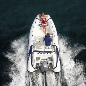 надувная лодка c подвесным мотором