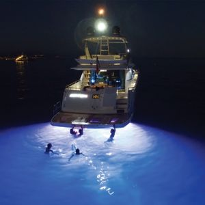 подводная лампа