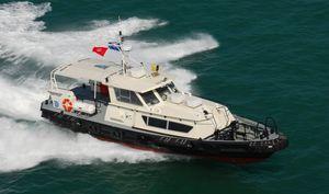 судно для транспортировки персонала