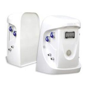 стойка для распределения воды / со встроенным освещением / для распределения электроэнергии / для понтона
